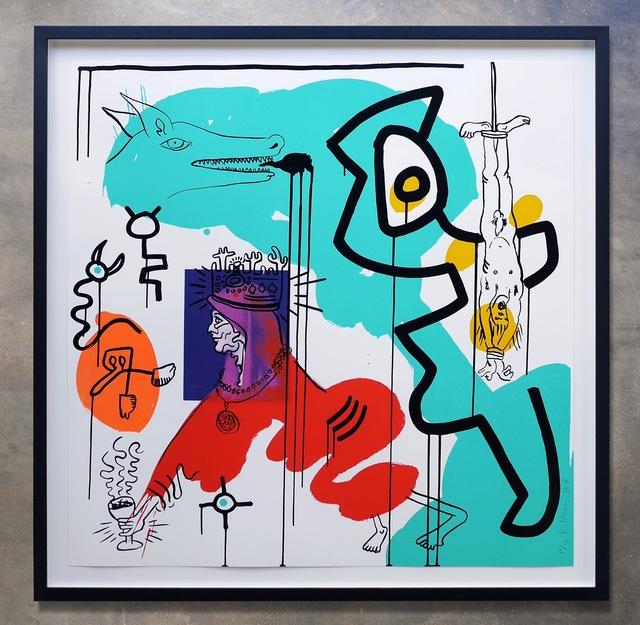 Keith Haring, 'Apocalypse No. 9', 1988, Joseph Fine Art LONDON