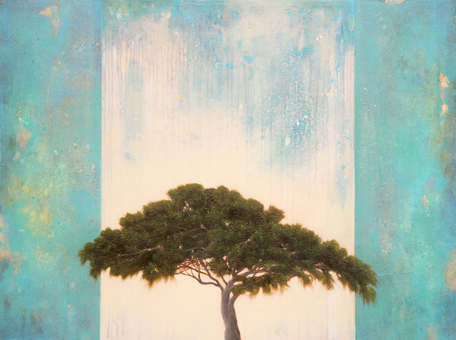 , 'Past Present Future,' , Sirona Fine Art