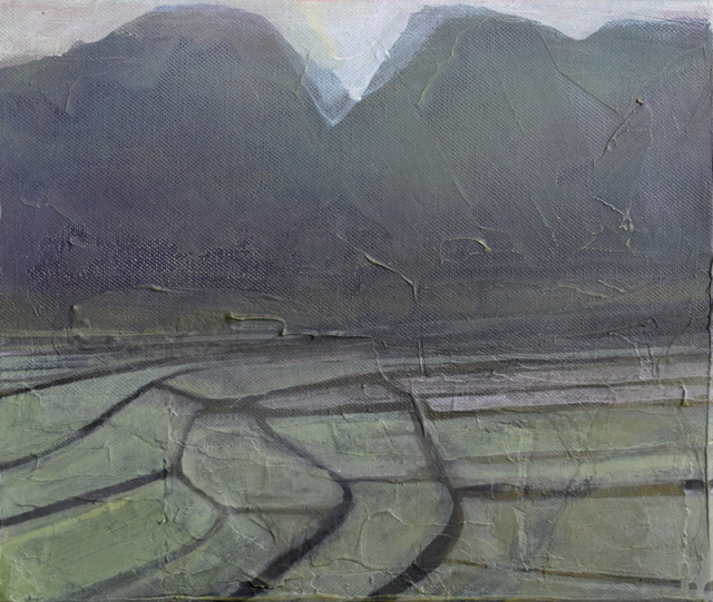 , 'Rice Paddies, Mai Chau, Vietnam,' 2019, Little Buckland Gallery