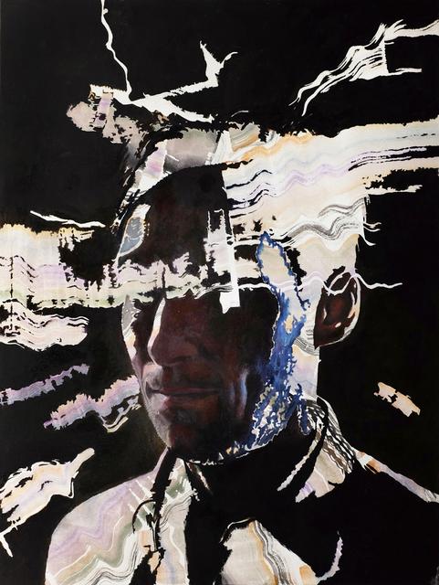 , 'Self Portrait ,' 2017, Odon Wagner Gallery
