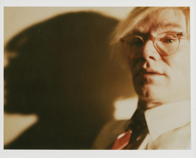 Andy Warhol, 'Self-Portrait (The Shadow)', 1981, Joseph K. Levene Fine Art, Ltd.