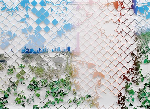 , 'Beyond the Border,' 2014, Blindspot Gallery