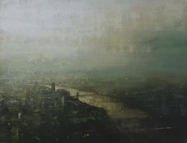 , 'Autumn Evening, Thames,' 2016, Tanya Baxter Contemporary