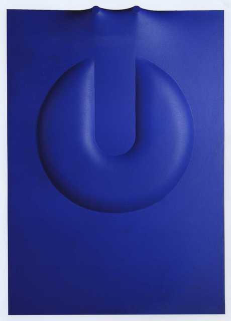 , 'Blu,' 1971, Partners & Mucciaccia