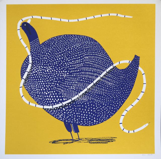 Rose Blake, 'Golden Guinea Fowl', 2015, Jealous Gallery