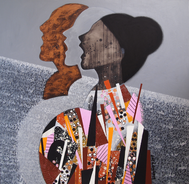 , 'Pregnant Women,' 2017, Janet Rady Fine Art