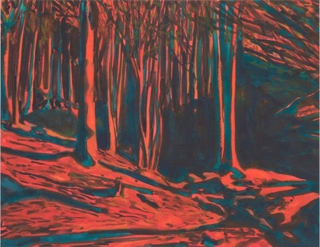 Martin Jacobson, 'Evening light, forest', 2013, Andréhn-Schiptjenko