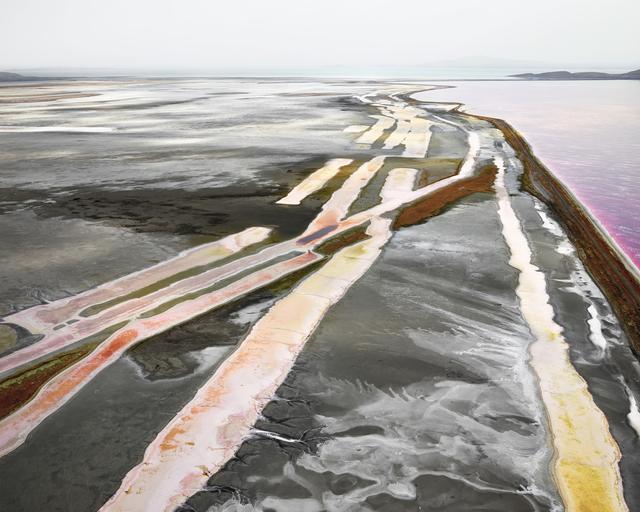 , 'Halogens 1, Great Salt Lake, Utah,' 2017, Foster/White Gallery
