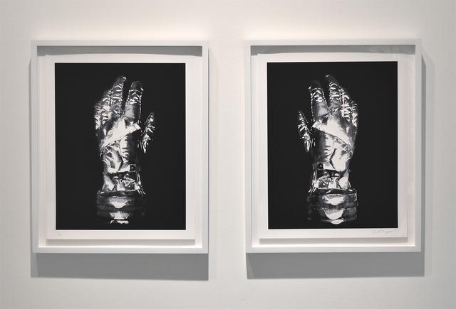 , 'Mercury Gloves (print),' 2016, Joshua Liner Gallery