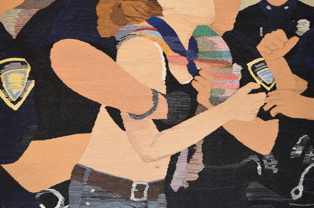 , 'Restraint,' 2016, Hashimoto Contemporary