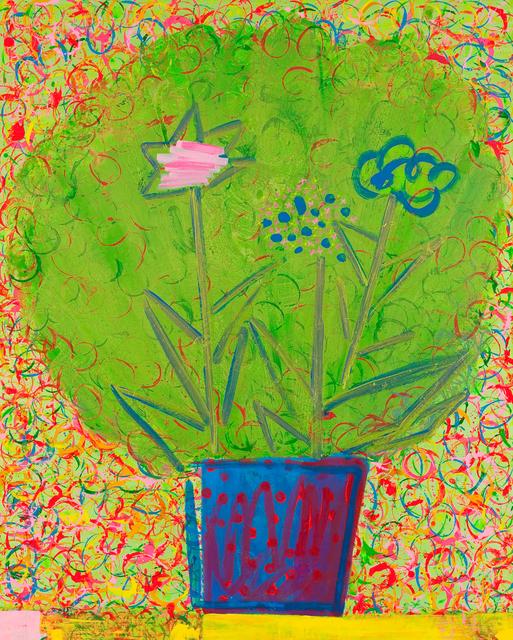 , 'Flowerpot,' 2015, Leeahn Gallery