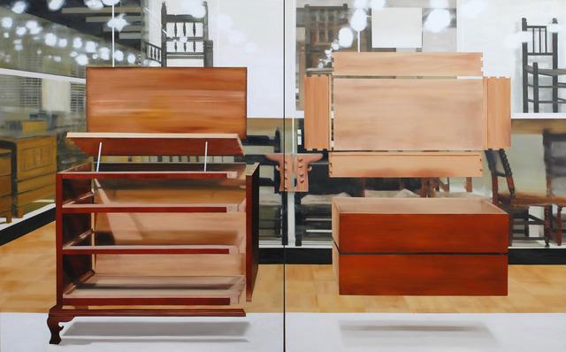 , 'American Dresser,' 2014, G. Gibson Gallery