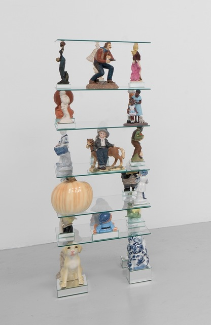 , 'Pumpkin Tchotchke Stack,' 2010, François Ghebaly
