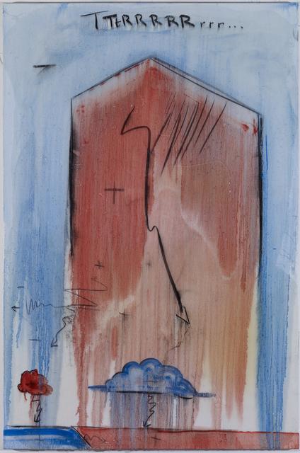 , 'Tterrrr,' 2014, Galerie Nathalie Obadia