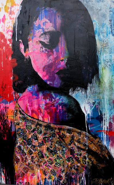 JM Robert, 'Dévoilement', 2016, Painting, Art Supermarket