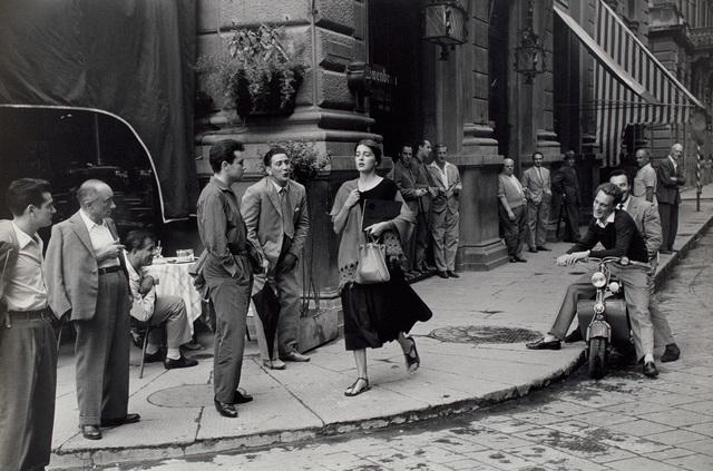 Ruth Orkin, 'American Girl in Italy', 1951, Phillips