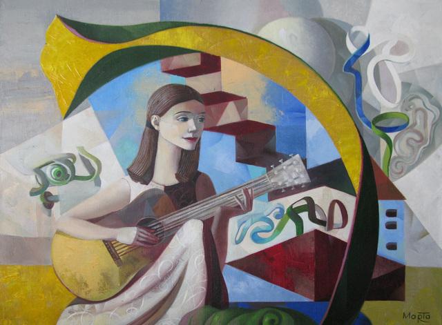 Marta Shmatava, 'Melody', 2017, Ma.Ma. Art Gallery