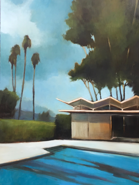 , 'Rancho Home,' 2017, Sue Greenwood Fine Art