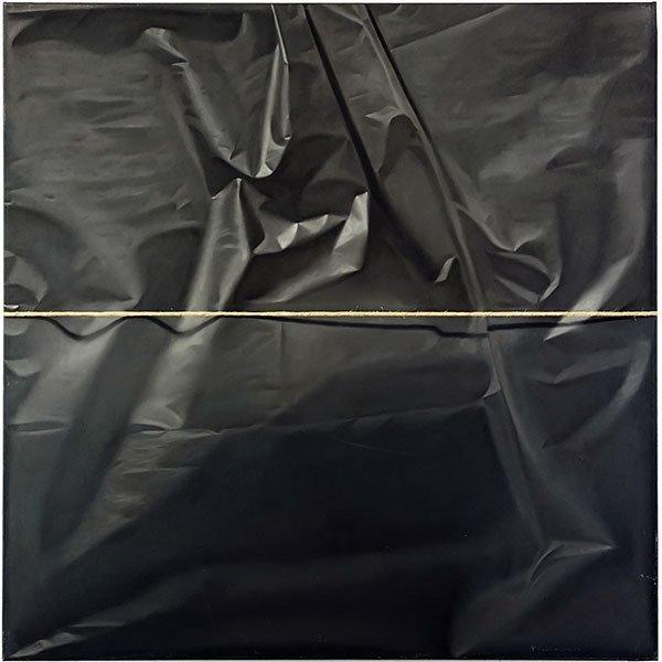 , 'Packed Night Landscape I,' 1979, Lebreton