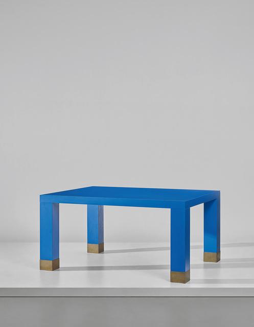 Ettore Sottsass, 'Prototype table', circa 1996, Phillips