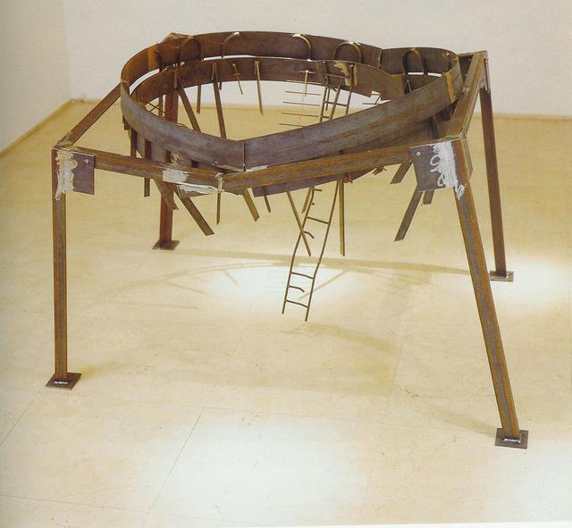 , 'Lo que queda III,' 1999, Formatocomodo