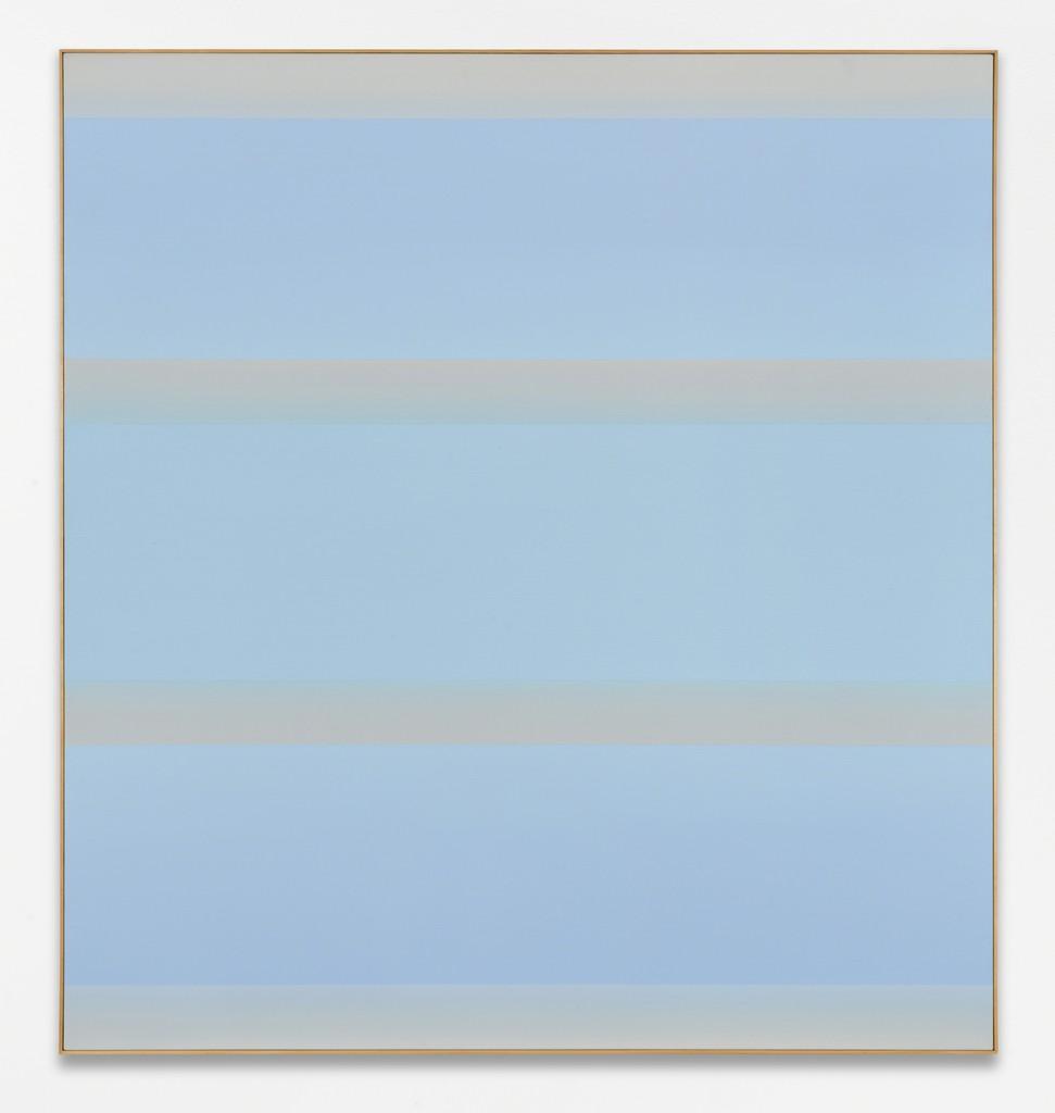 Aura, 2012, acrylic paint on canvas, 150 x 140 cm