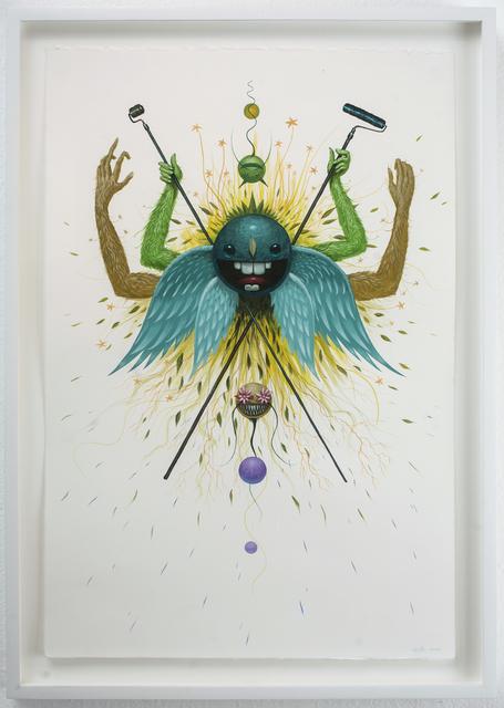 , 'Spring-Birth ,' 2010, heliumcowboy