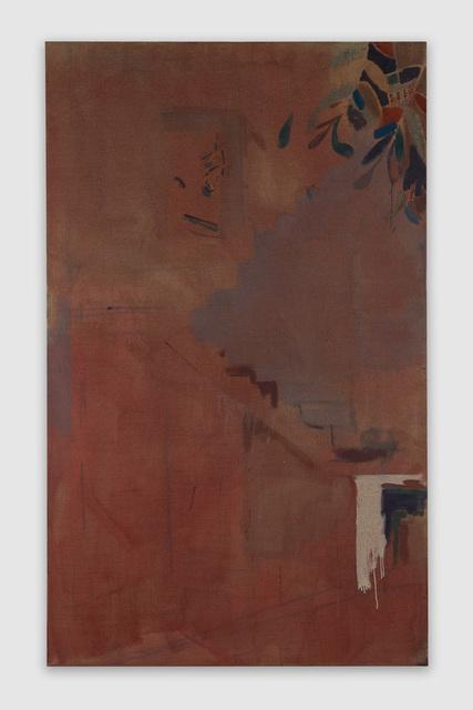 , 'Stairwell,' 2017, Josh Lilley