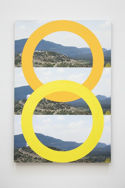 , 'OBSERVATORY (RING),' 2015, David Risley Gallery