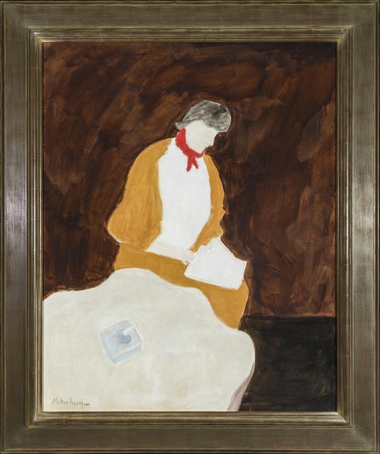 , 'Red Kerchief,' 1960, Hirschl & Adler