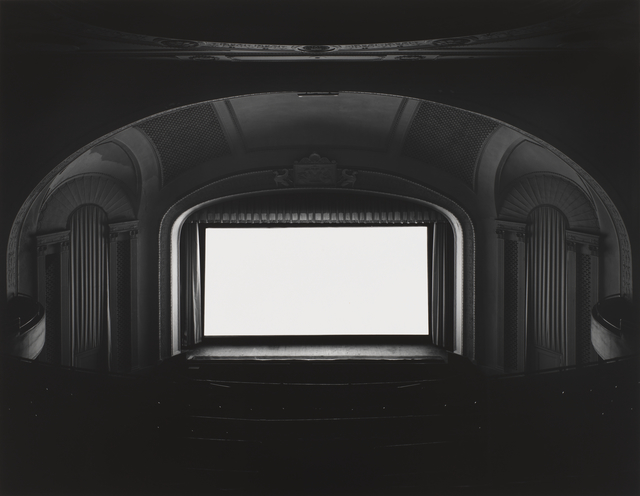 Hiroshi Sugimoto, 'U.A. Playhouse, Great Neck, New York', 1978, San Francisco Museum of Modern Art (SFMOMA)