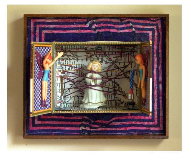 , 'Angel (restrained),' , InLiquid