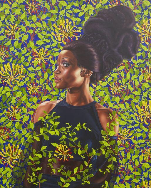 , 'Shantavia Beale II,' 2012, Seattle Art Museum
