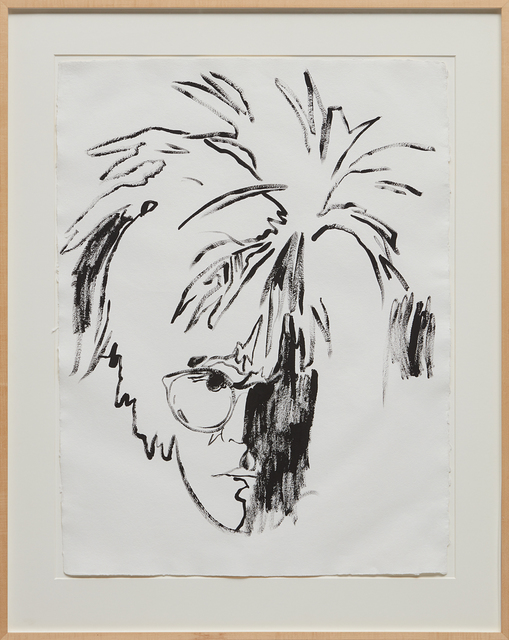Andy Warhol, 'Self-Portrait', 1986, Phillips