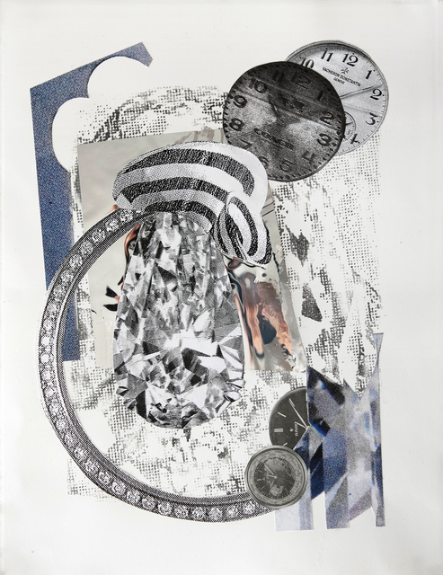 , 'Untitled #3, Time and Money Series,' 2016, Eleanor Harwood Gallery