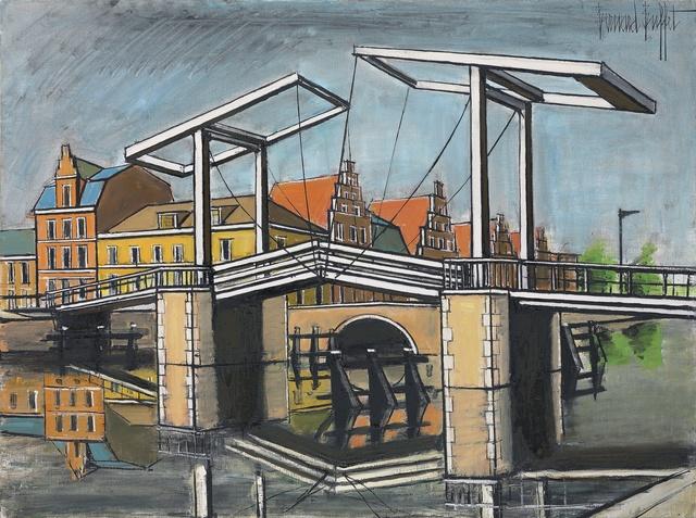 , 'Le Pont levant, Haarlem,' 1985, Opera Gallery