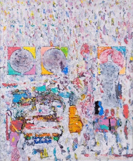 , 'Silence,' 2017, ArtWizard