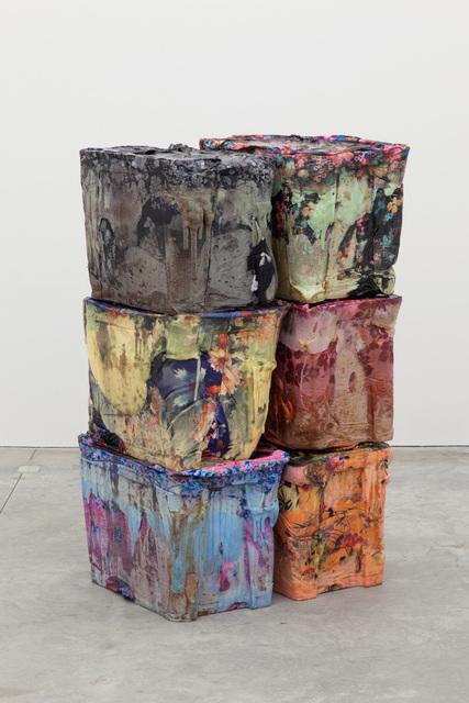 , 'Untitled (stack),' 2015, Casey Kaplan