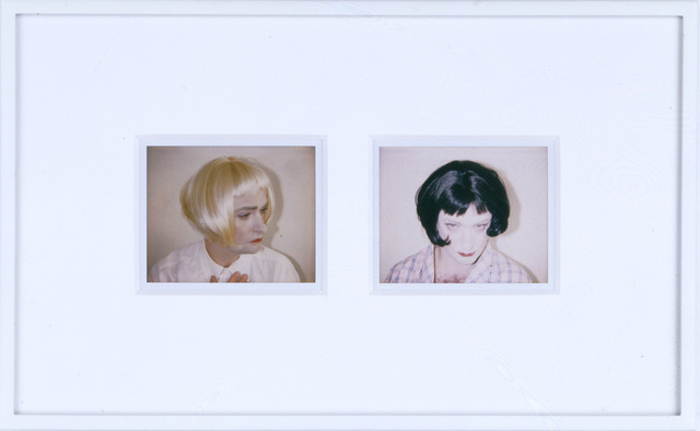 , 'Staying home (18.07) and going out (21.07),' 2005, Gagosian