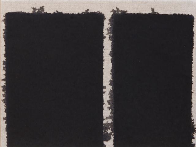 , 'Burnt Umber,' 1995, Galerie Bhak