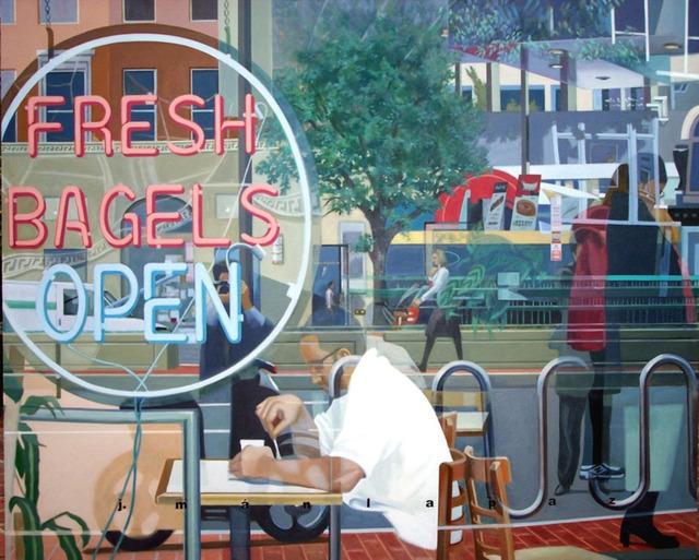 , 'Bagels,' 2005, Zenith Gallery