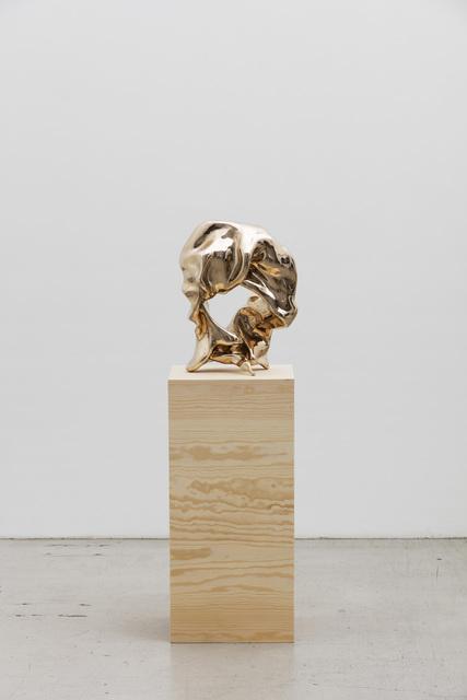 , 'Bronze Pour XIII,' 2015, Galleri Nicolai Wallner