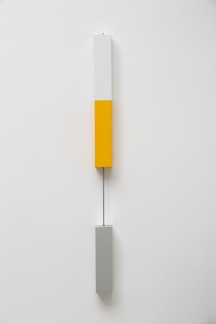 , 'Tijolinho vertical,' 2015, Galeria Nara Roesler