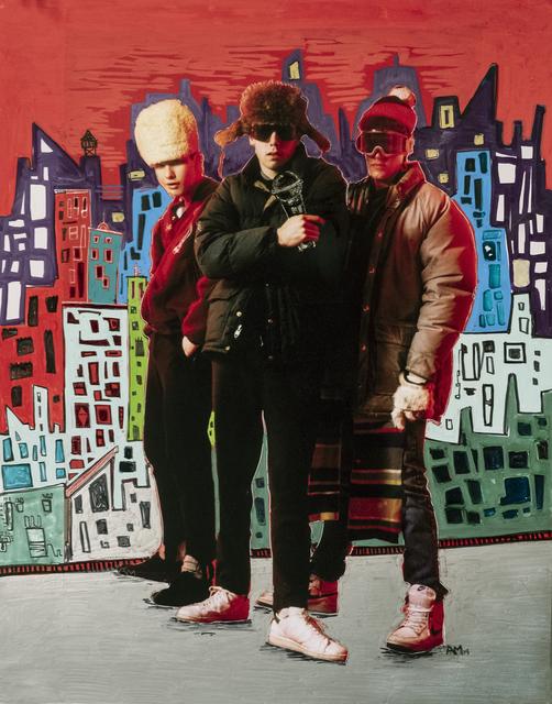 Janette Beckman, 'ALICE MISRACHI, Beastie Boys', 1985/2014, Fahey/Klein Gallery