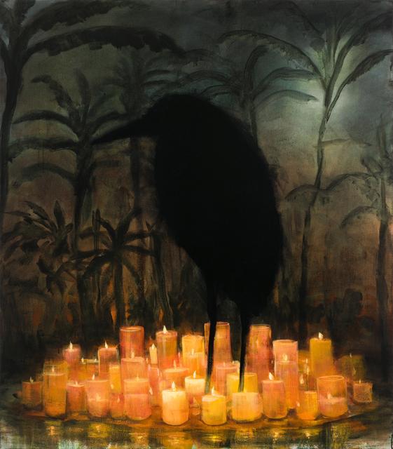 , 'The Shrine of St. Heron ,' 2019 , k contemporary