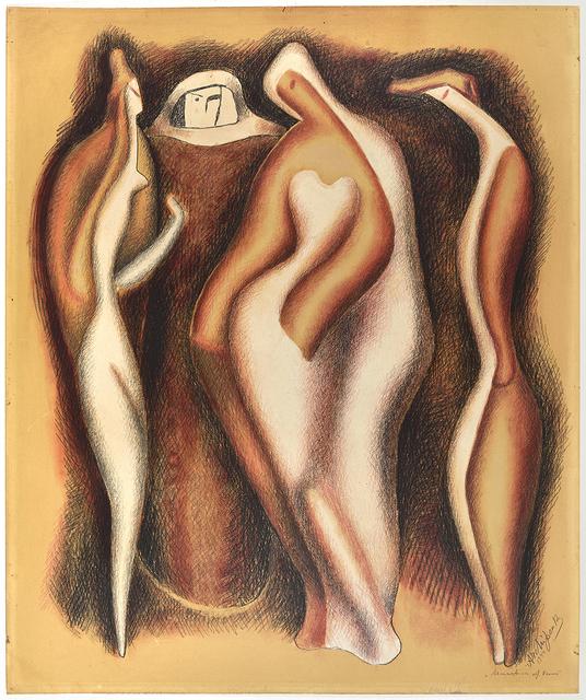 , 'Admiration of Venus,' 1944, Forum Gallery