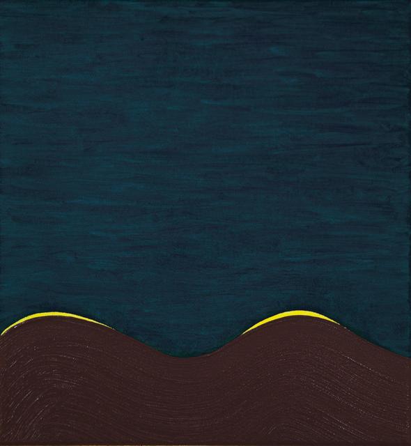 , 'Peaks,' 2017, Mindy Solomon Gallery