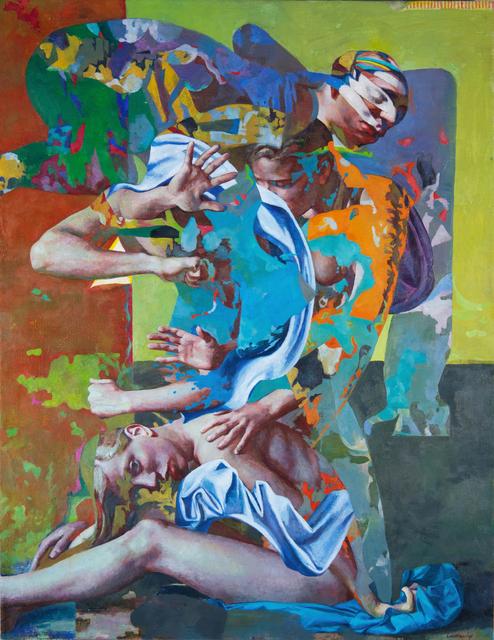 , 'Good Samaritans I,' 2015, Cadogan Contemporary