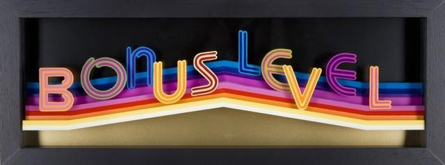 , 'Bonus Level - Rainbow Slide,' 2016, Lawrence Alkin Gallery