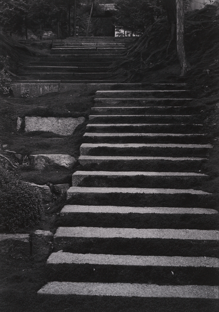 Paul Caponigro, 'Stone Steps, Tofukuji Temple, Kyoto', 1958, Pucker Gallery